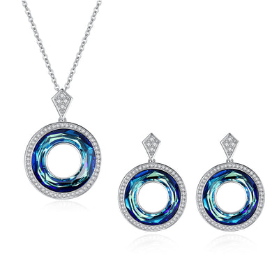 Bermuda Blue Cosmic Set