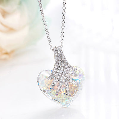 Truly in Love Heart necklace