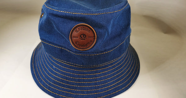 P12 Classic Denim Bucket Hat, #5 of 50 - Crowne Creations