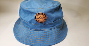 P8 Stricker Blue Bucket Hat, #11 of 50 - Crowne Creations