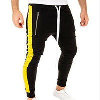 Mens Sport Pants Fitness Jogging  Basketball Bodybuilding Sportswear Leggings