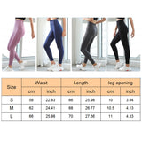 Women Unique Workout Sports Running Leggings Sexy Push Up