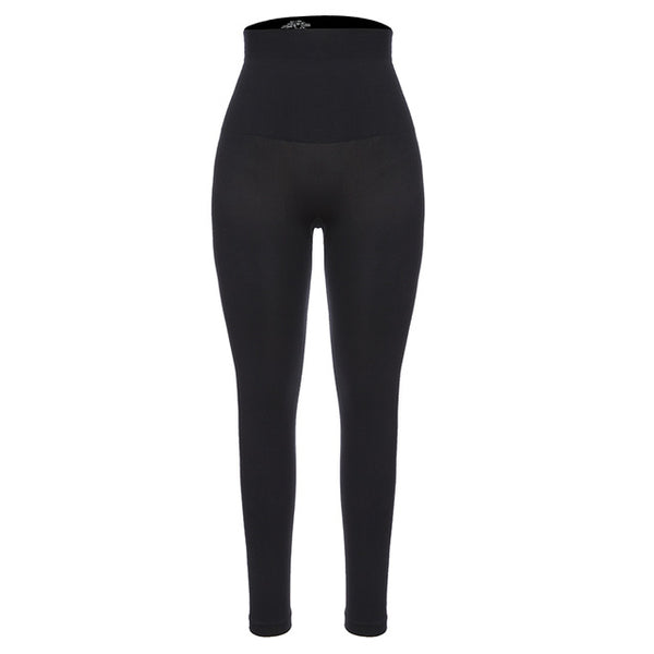 Women High Waist Skinny Slimming Leggings Thigh Slimmer Pants
