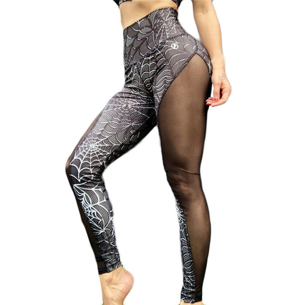 Fashion Snake Leather Leggings