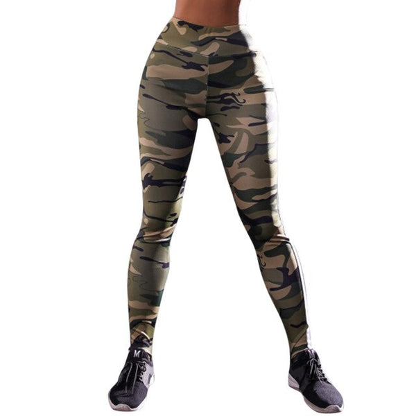 Women Fitness Legging Women Workout Print Leggings