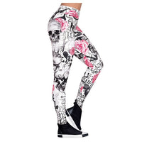 Women Skinny Slim Sport Pencil Pants High Waist Push Up Leggings