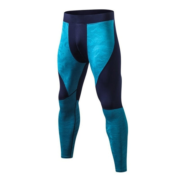 Compression Pants Sports Running Tights Men Jogging  Leggings