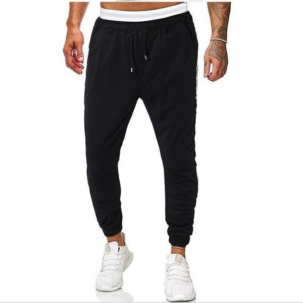 Men Casual Sweatpants Sportswear Joggers