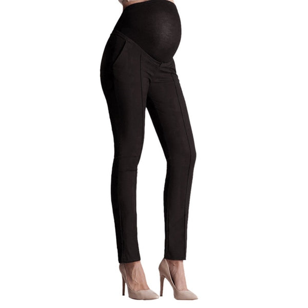 Maternity pants Elastic Belly Protection Maternity Pregnant Leggings