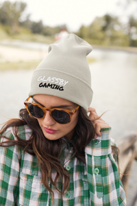 Glassby Gaming Cuffed Beanie
