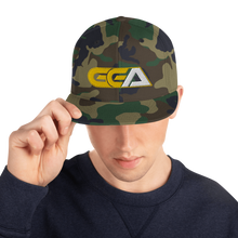 Load image into Gallery viewer, GGA Snapback Hat