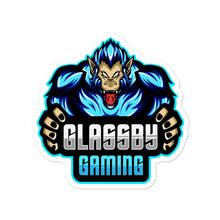 Load image into Gallery viewer, Glassby Gaming Stickers