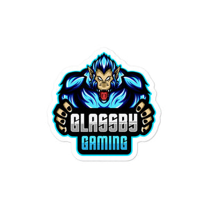 Glassby Gaming Stickers