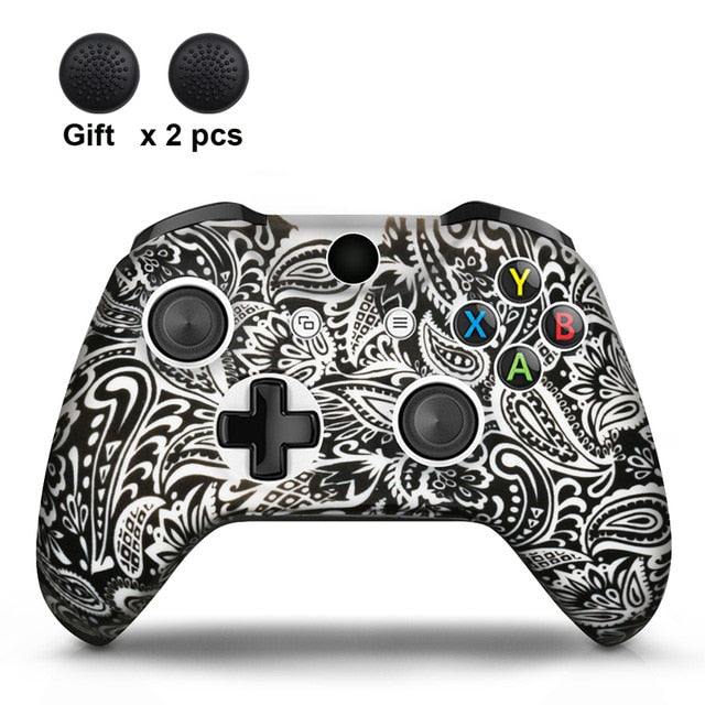 WTail Xbox One Slim Joystick Soft Silicone Protective Controller Cover