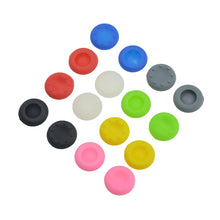 Load image into Gallery viewer, 2pcs Plain color Silicone Thumb Stick Grips