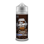 Get Brewed Mocha Frappe Latte 100ml Short–fill