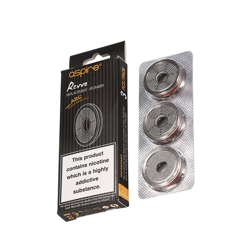 Aspire Revvo 0.16ohm Coils (pack of 5)