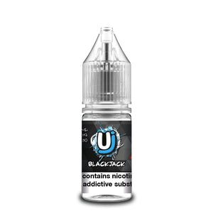 Blackjack 10ml Ultimate Juice (Box of 10)