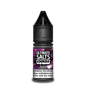 Ultimate Salts Cookies 10ml Black Forest (Box of 10)