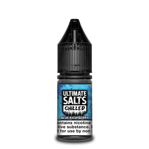 Ultimate Salts Chilled 10ml Blue Raspberry (Box of 10)