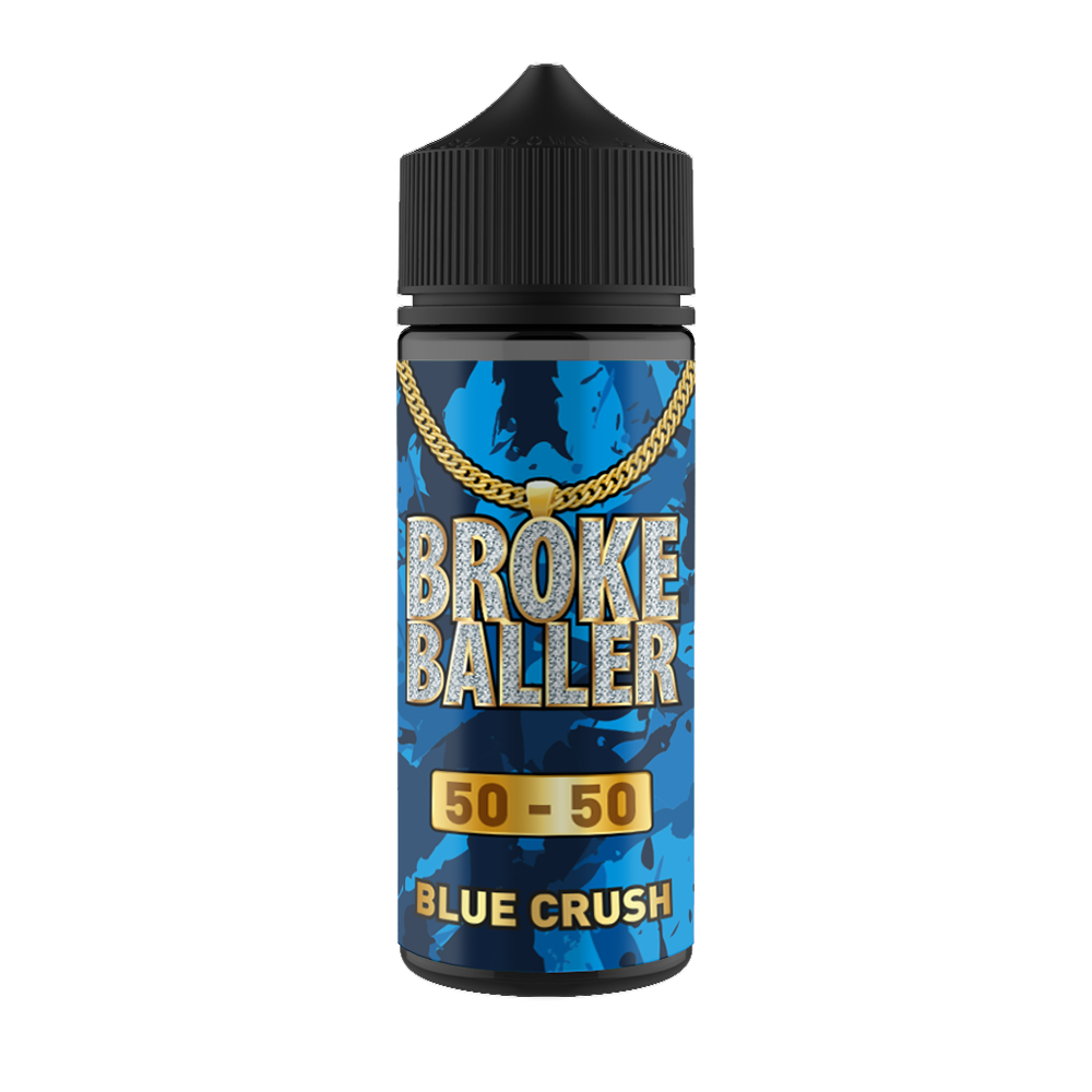Broke Baller 80ml Blue Crush