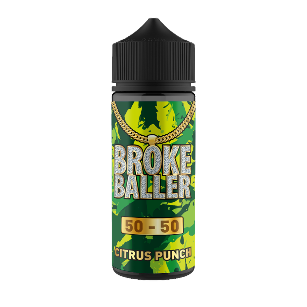 Broke Baller 80ml Citrus Punch