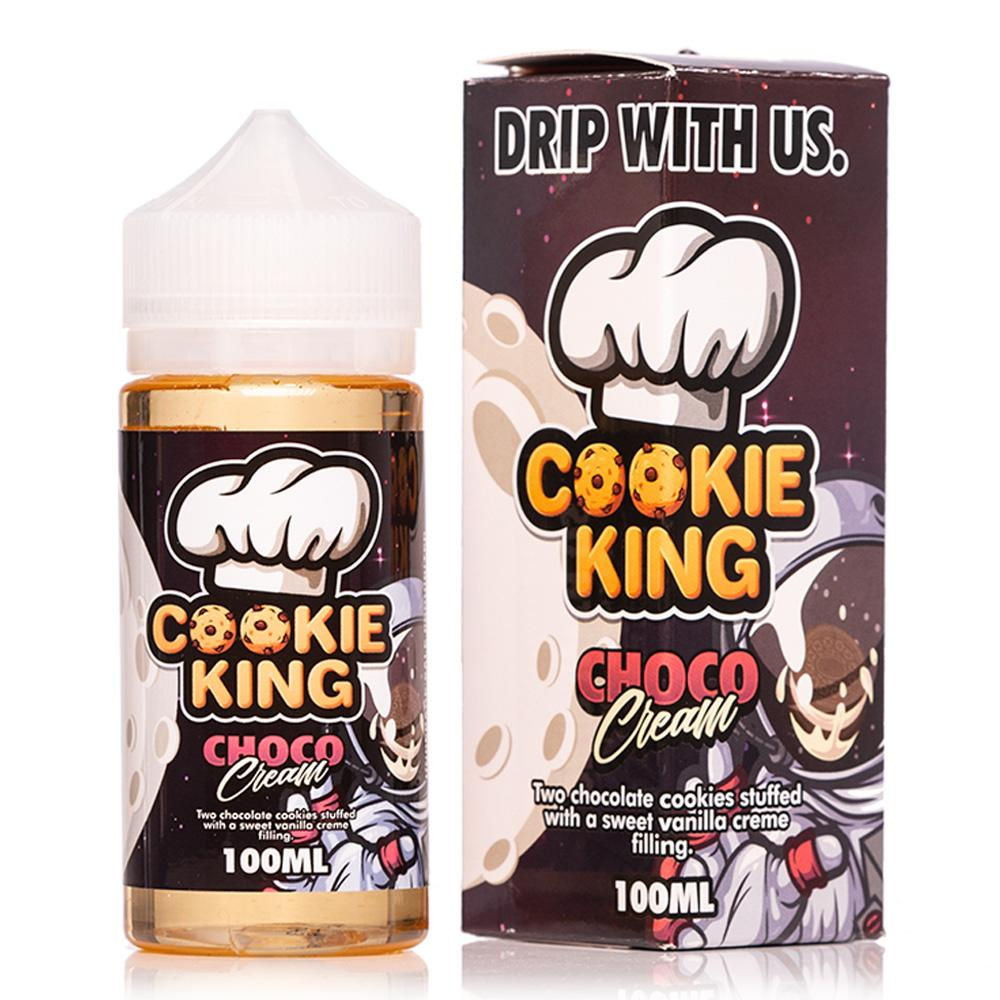 Choco Cream 100ml Cookie King