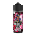 Old Pirate Sherbet 100ml Short Fill Crazy Cherry