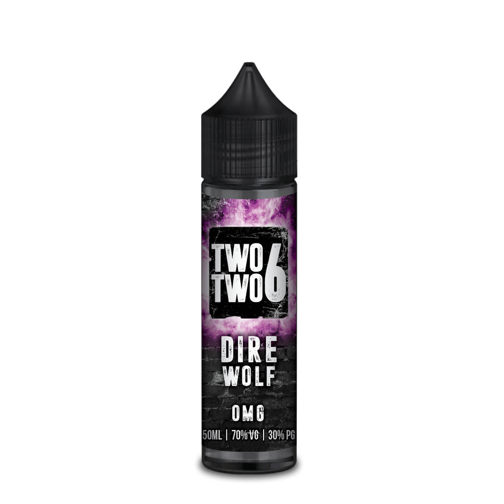 226 OG Dire Wolf 50ml Short–fill