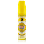 Lemon Sherberts Ice 50ml Dinner Lady Ice