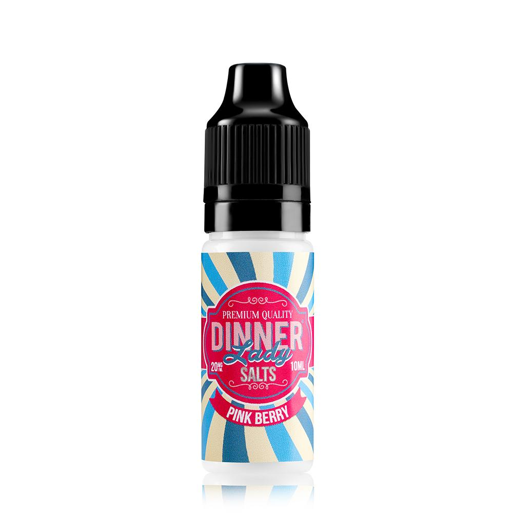 Dinner Lady Pink Berry 10ml Nic Salt
