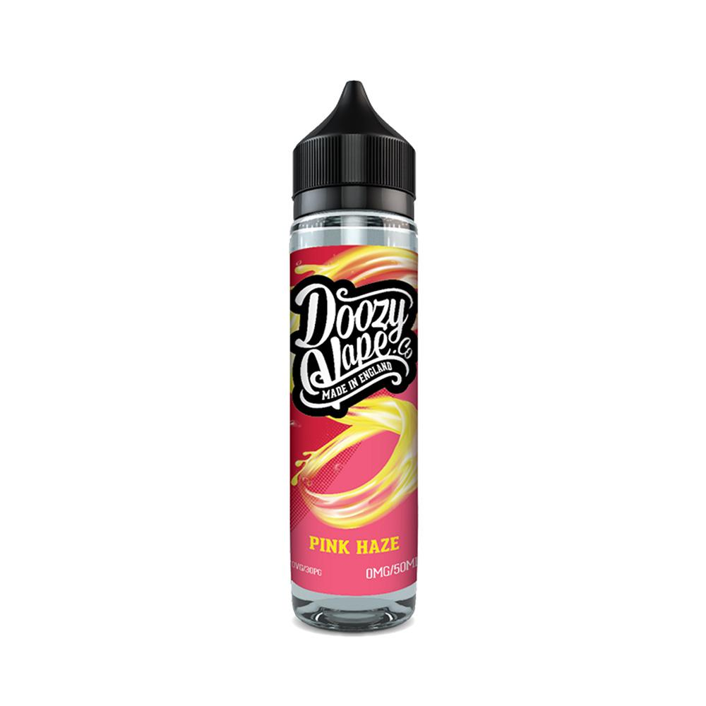 Doozy Vape Co Pink Haze 50ml Shortfill