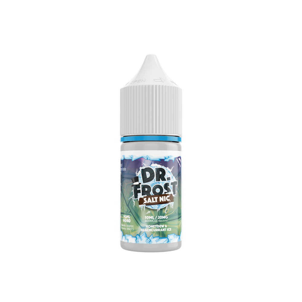 Honeydew Blackcurrant Ice 10ml Dr Frost (PACK OF 10)