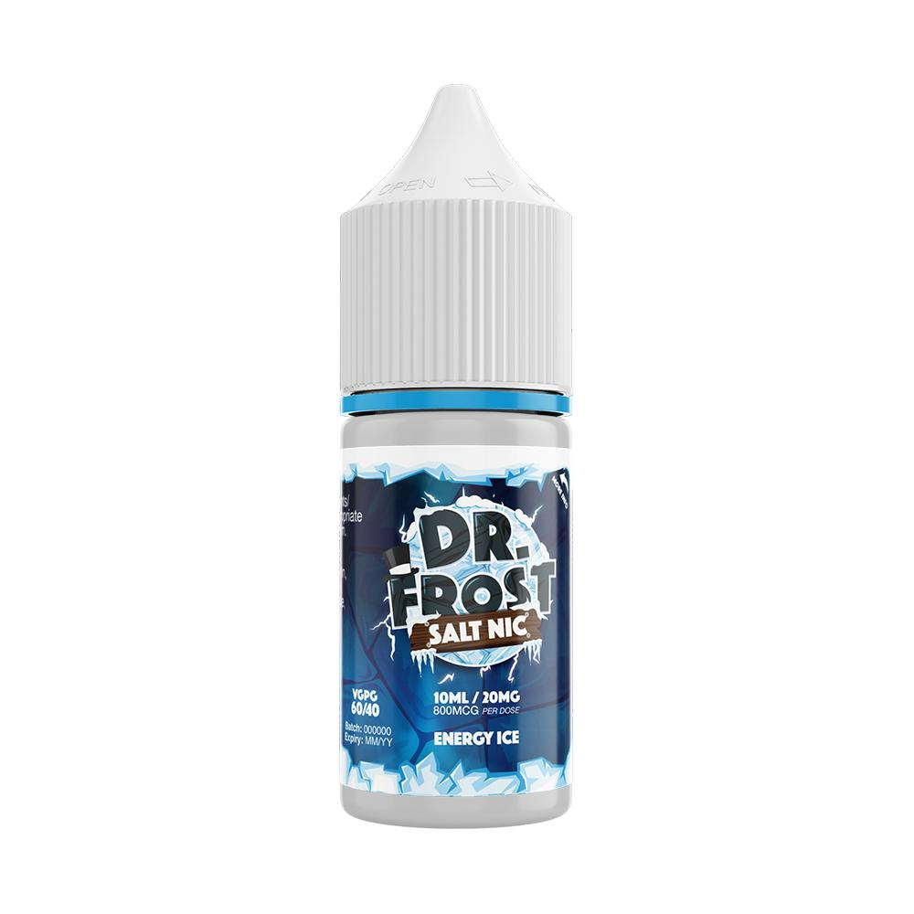 Dr Frost Energy Ice 10ml Nic Salt (PACK OF 10)