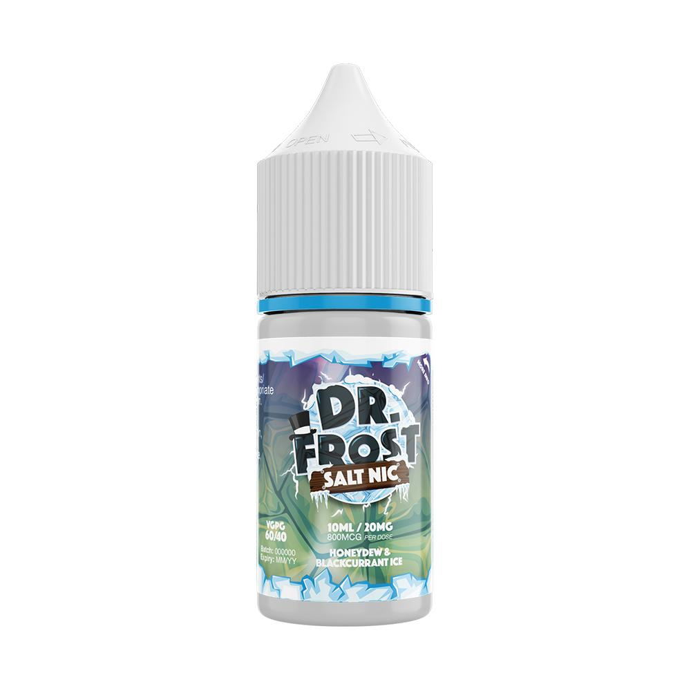Dr Frost Honeydew & Blackcurrant Ice 10ml Nic Salt