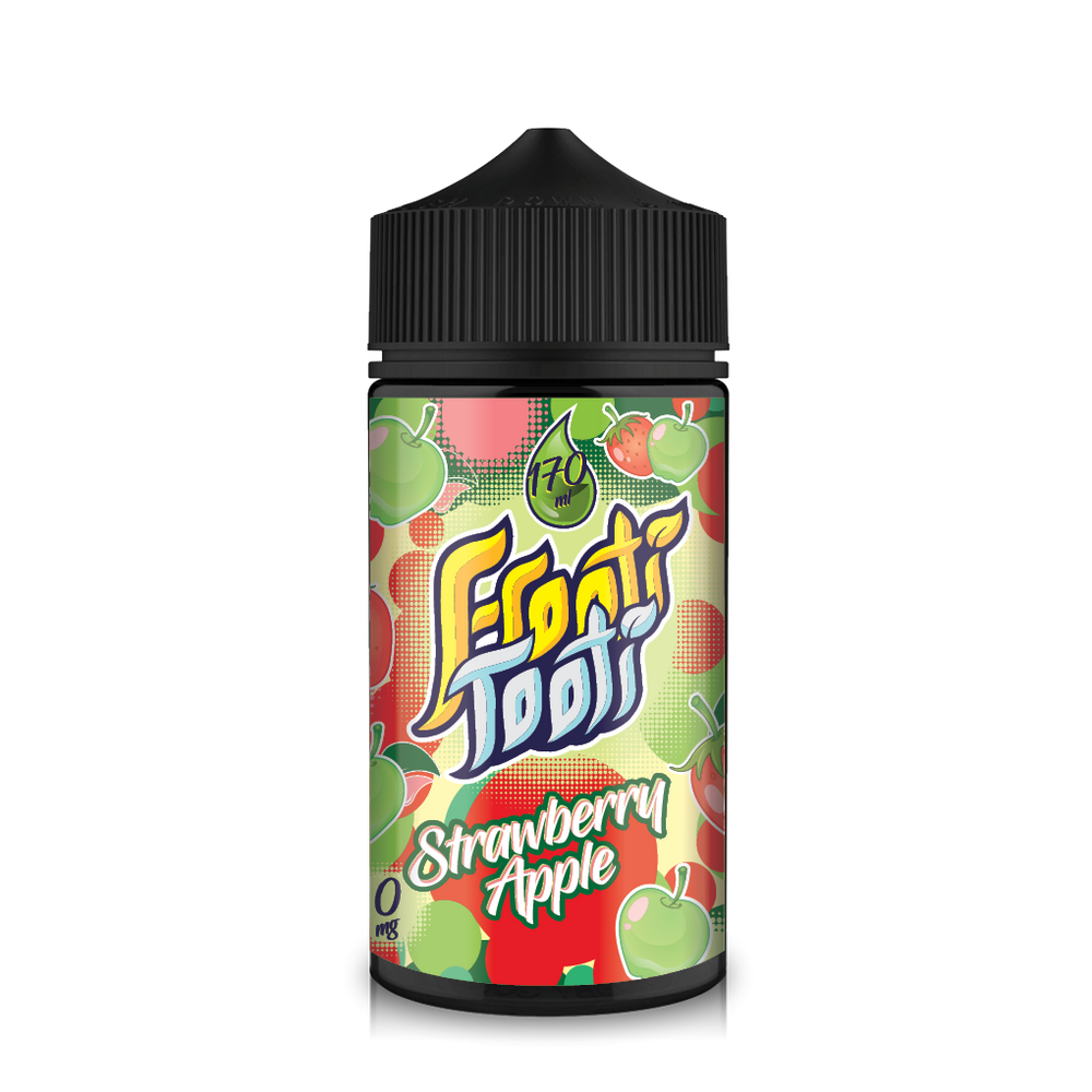 Strawberry Apple 170ml Frooti Tooti