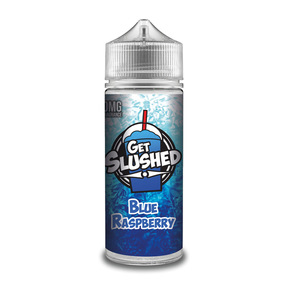 Get Slushed Blue Raspberry 100ml Short–fill
