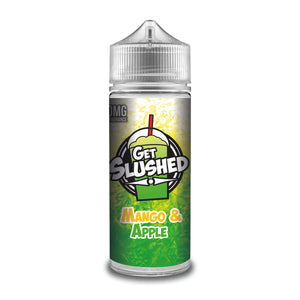 Get Slushed Mango & Apple 100ml Short–fill