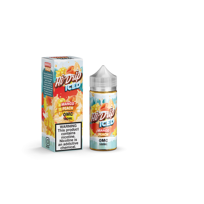 Mango Peach 100ml Hi Drip