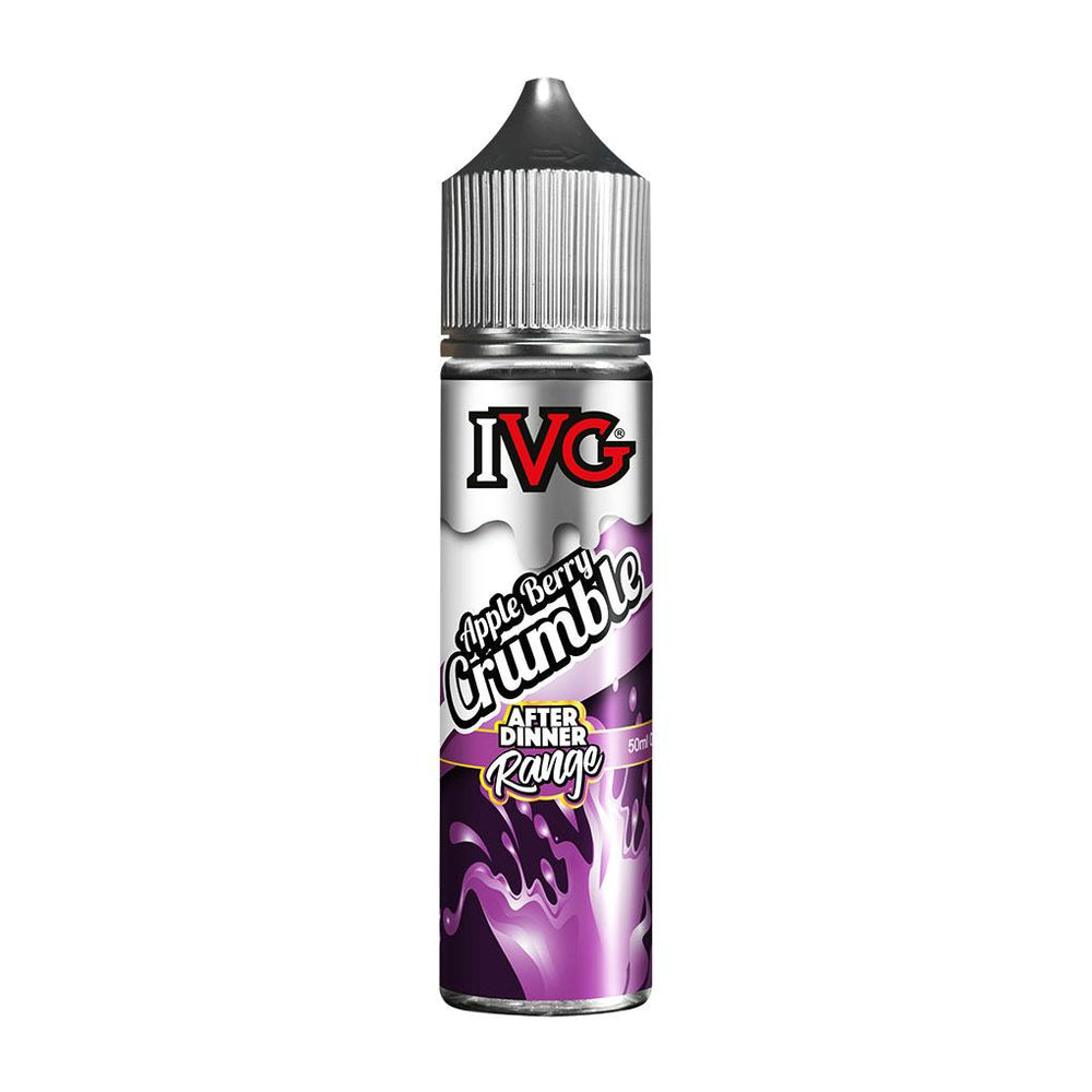 After Dinner Appleberry Crumble 50ml IVG After Dinner