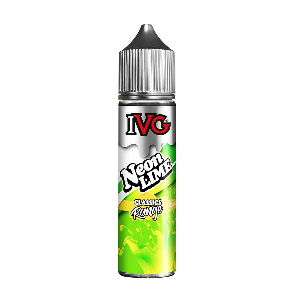 Classic Neon lime 50ml IVG Classic