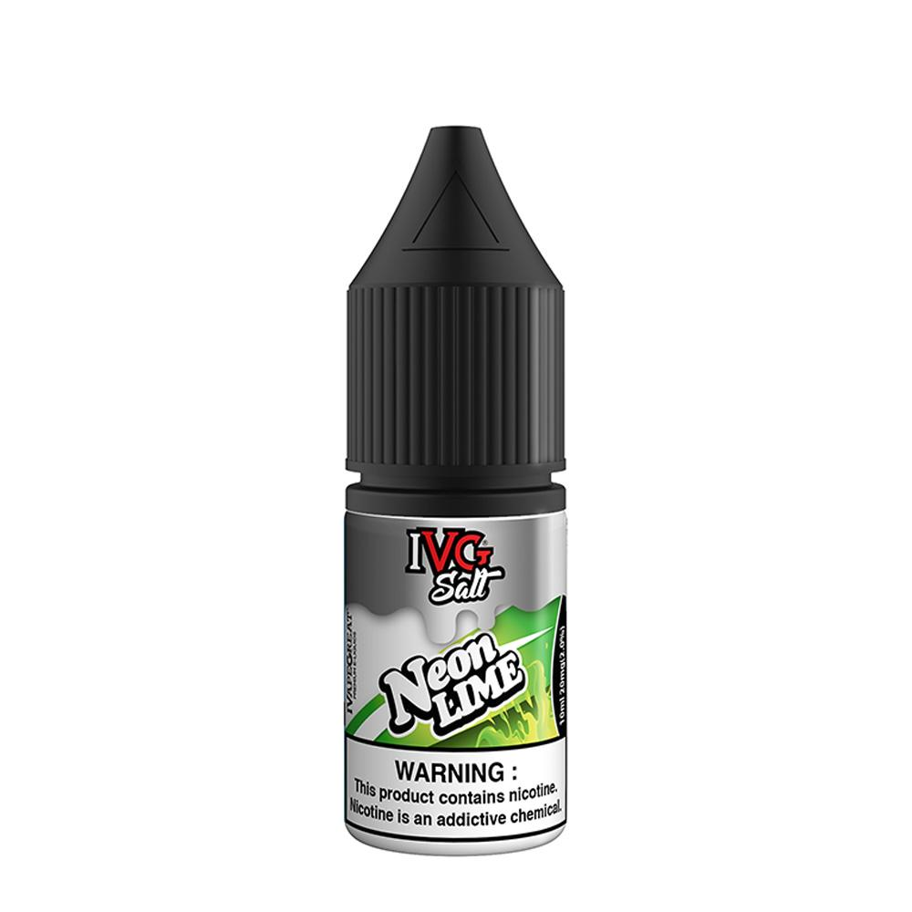 IVG Neon Lime 10ml Salt (PACK OF 10)