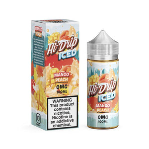 Iced Mango Peach 100ml Hi Drip