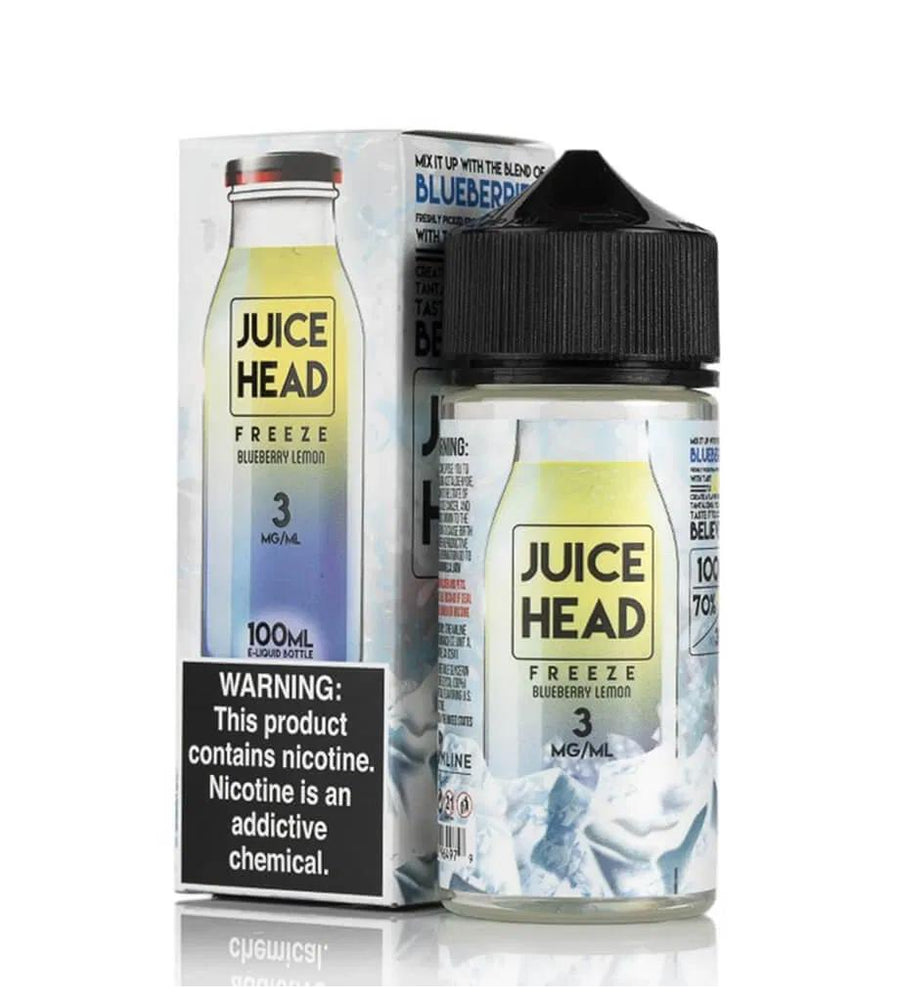 Blueberry Lemon Freeze 10ml Juice Head