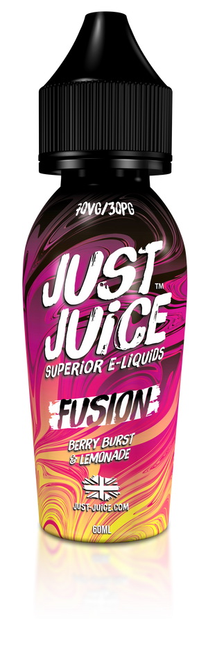 Fusion Berry Burst & Lemonade 50ml Just Juice