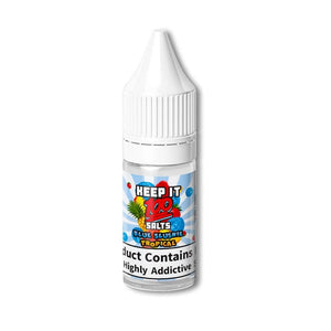 Keep It 100 Blue Slushie 10ml (PACK OF 10)