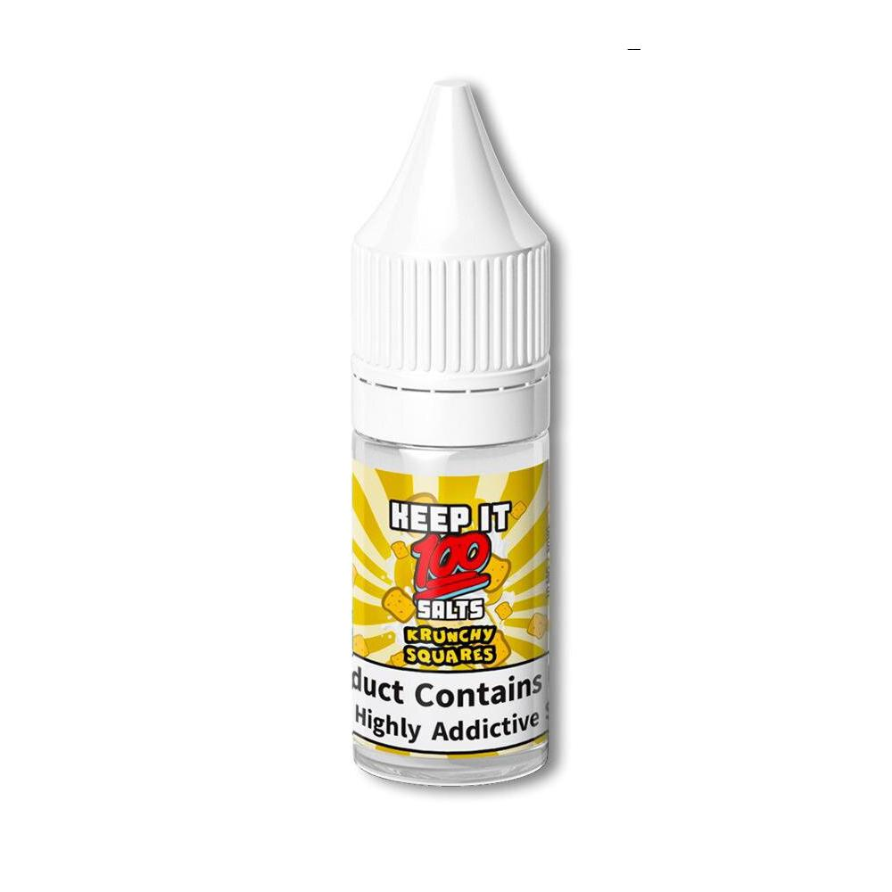 Keep It 100 Krunchy Squares 10ml