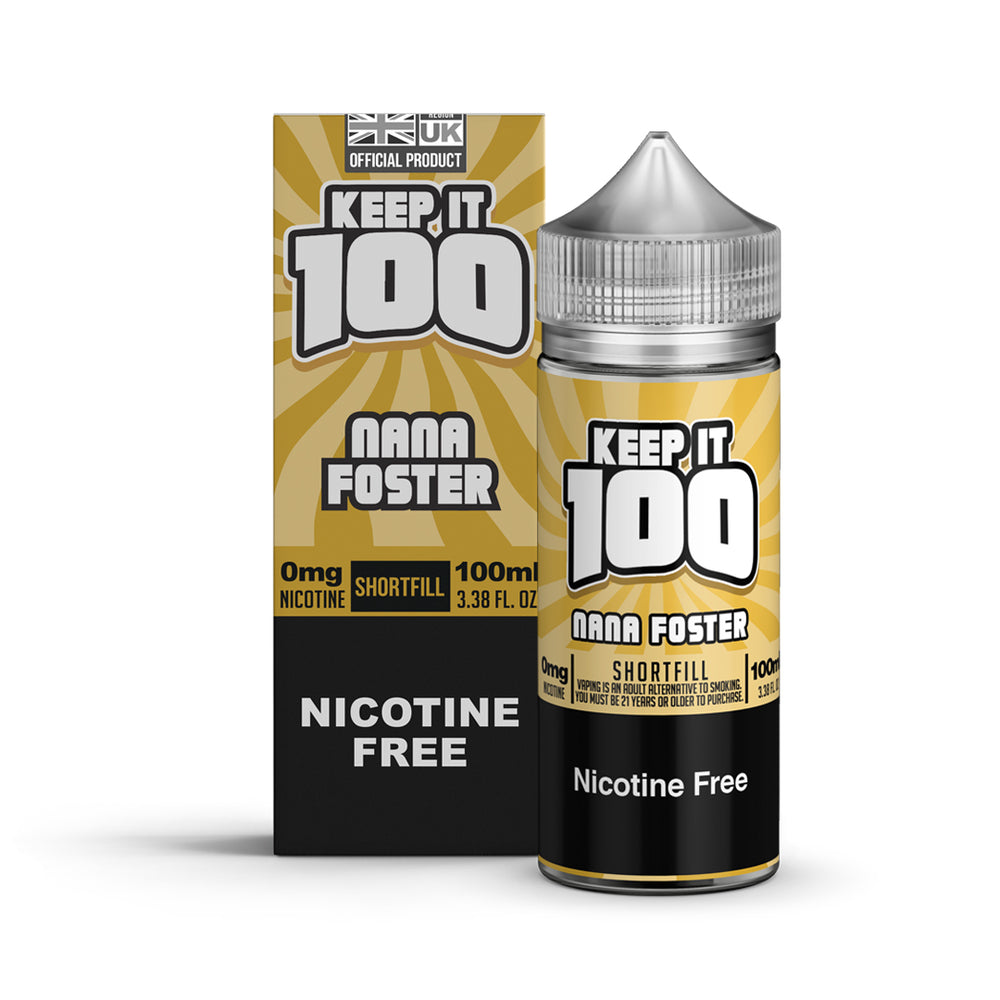 Nana Foster 100ml Keep it 100