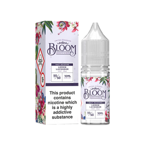 Lemon Lavender 10ml Bloom e-liquid