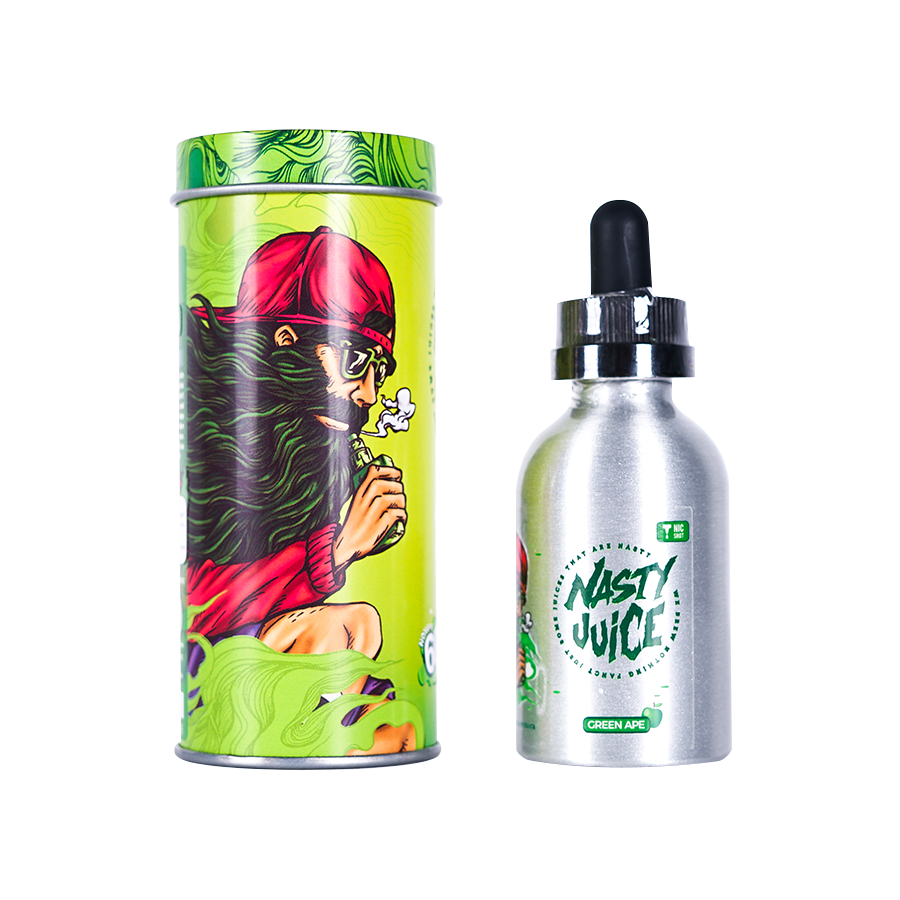 Green Ape 50ml Nasty Juice